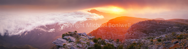 "Bluff Knoll Summit View, Stirling Ranges, Western Australia . <a href=""mailto:michael.boniwell@gmail.com"">Email</a> to order a print or commercial use license."