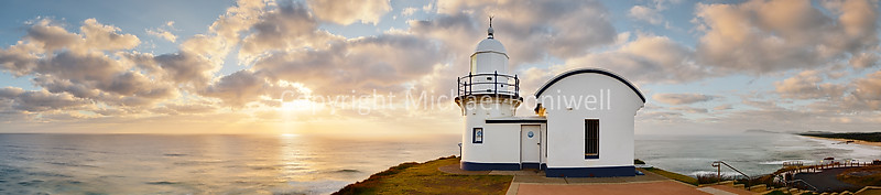 "Tacking Point Lighthouse, Port Macquarie, New South Wales, Australia. Can be printed several metres wide. <a href=""mailto:michael.boniwell@gmail.com"">Email</a> to order a print or commercial use license."