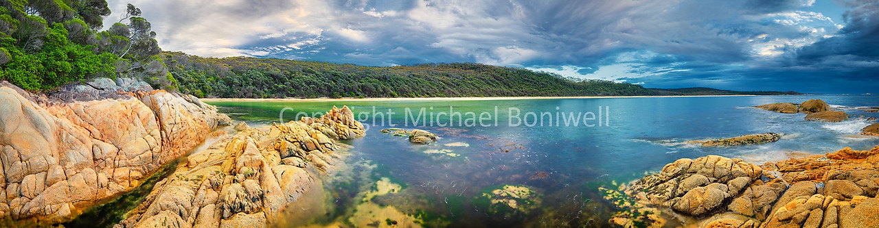 "Wingan Inlet, Croajingolong National Park, Victoria, Australia. <a href=""mailto:michael.boniwell@trendlogic.com.au"">Email</a> to order a print or commercial use license."