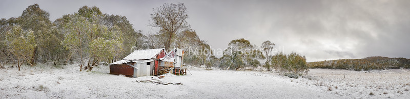 """Kellys Hut, Alpine National Park, Victoria, Australia. <a href=""""mailto:michael.boniwell@gmail.com"""">Email</a> to order a print or commercial use license."""