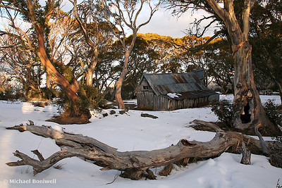 Wallace Hut, Falls Creek, Victoria
