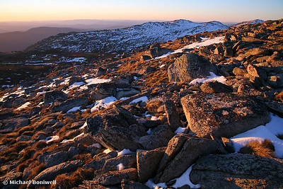 Mt Kosciusko Summit View, NSW