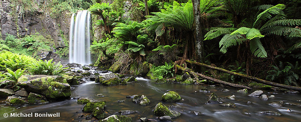 Hopetoun Falls, Otways National Park, Victoria, Australia
