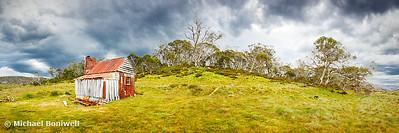 Four Mile Hut, Kosciuszko, New South Wales, Australia