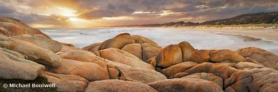 Salmon Rocks, Cape Conran, Victoria, Australia