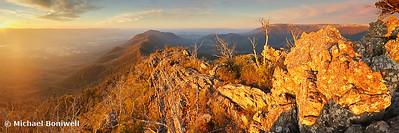Sugarloaf Peak, Cathedral Range, Victoria, Australia