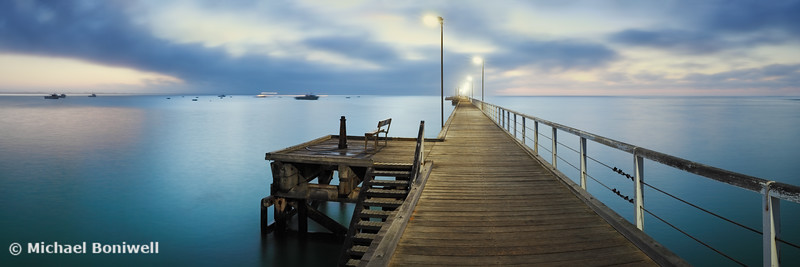Beachport Jetty, South Australia