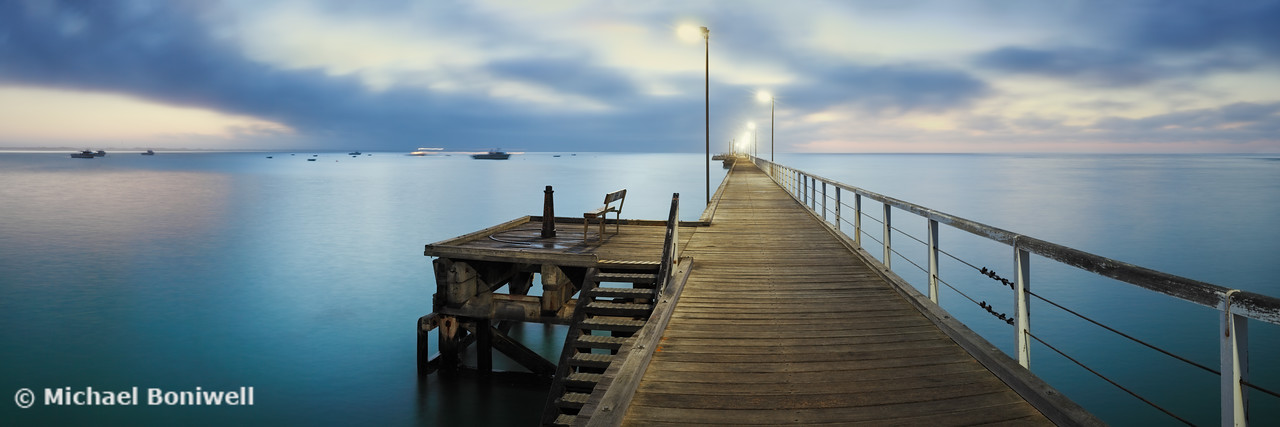 Beachport Jetty, South Australia
