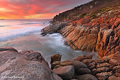 Wiskey Bay, Wilsons Promontory, Victoria, Australia