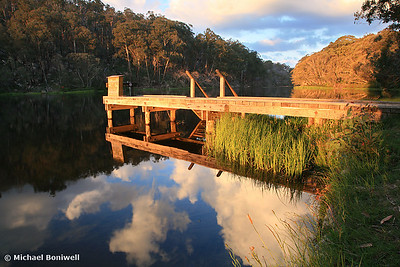 Lake Catani, Mt Buffalo, Victoria, Australia.