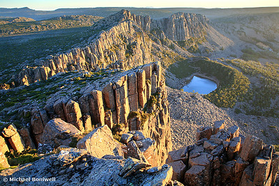 Ben Lomond Dawn, Tasmania