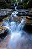 Terrance Falls, Blue Mountains, New South Wales, Australia