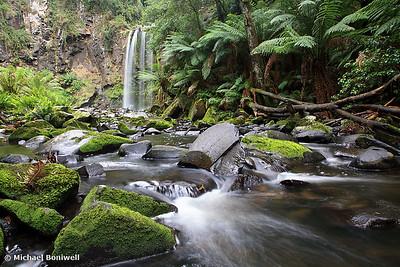 """Hopetoun Falls"", Otway Ranges, Victoria"