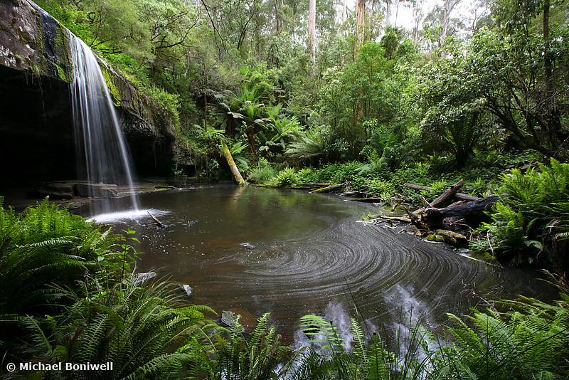 Kalimna Falls, Otways, Great Ocean Road, Victoria, Australia