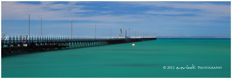 Beachport jetty