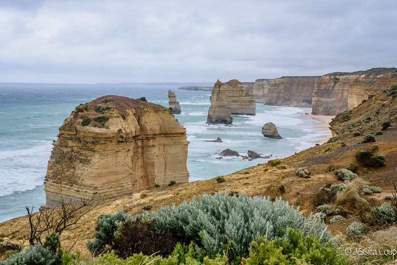 The Twelve Apostles in Port Campbell National Park