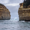 Swell at Loch Ard Gorge