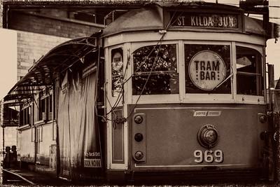 Tram Bar, Melbourne