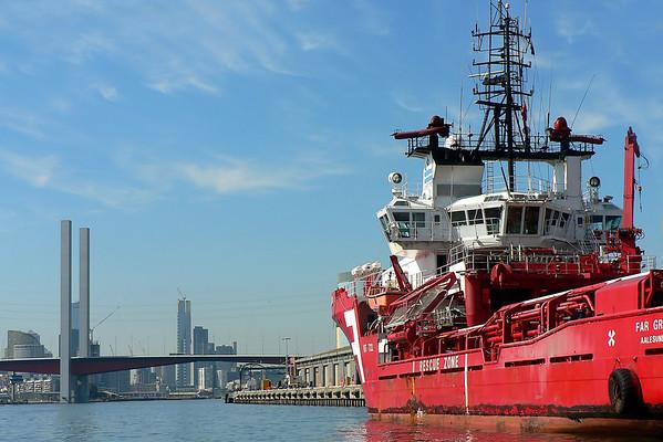 The Far Grip - Rescue Vessel