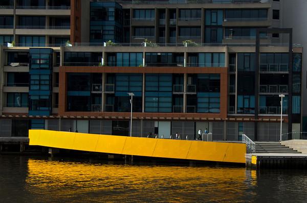 Melbourne-Southgate-Yarra River walk 13