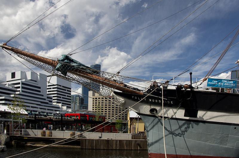 Melbourne-Southgate-Yarra River walk 05