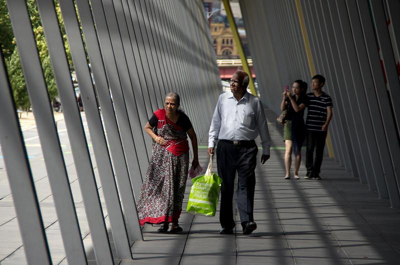 Melbourne-Southgate-Yarra River walk 04