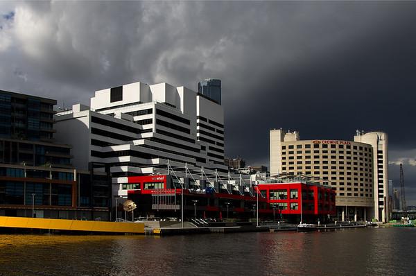 Melbourne-Southgate-Yarra River walk 16