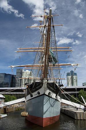 Melbourne-Southgate-Yarra River walk 07
