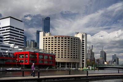 Melbourne-Southgate-Yarra River walk 08