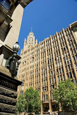 Manchester Unity Building - Art Deco