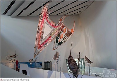 Te Vainui O Pasifika - watercraft and other objects from Pacific island