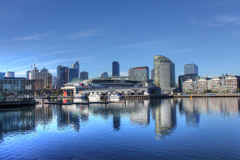 Docklands City View