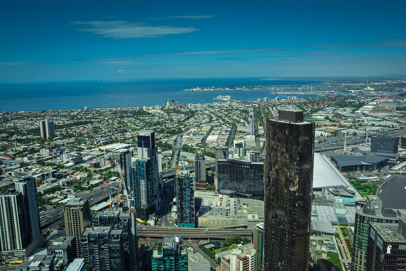 eureka tower skydeck terrace