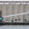Storage silos - Gladstone Harbour waterfront