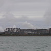 Entering Gladstone Harbour
