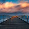 Port Hughes Jetty at dawn