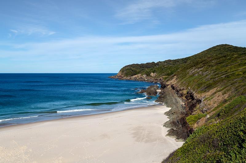 Burgess Beach