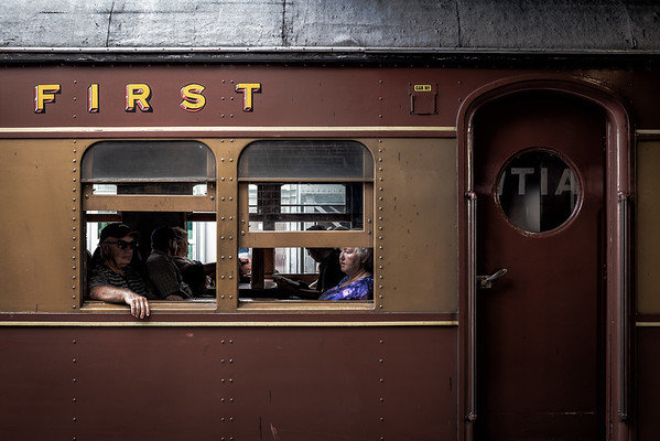Trains of Yesteryear