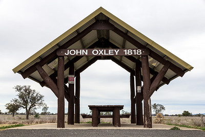 John Oxley Rest Area