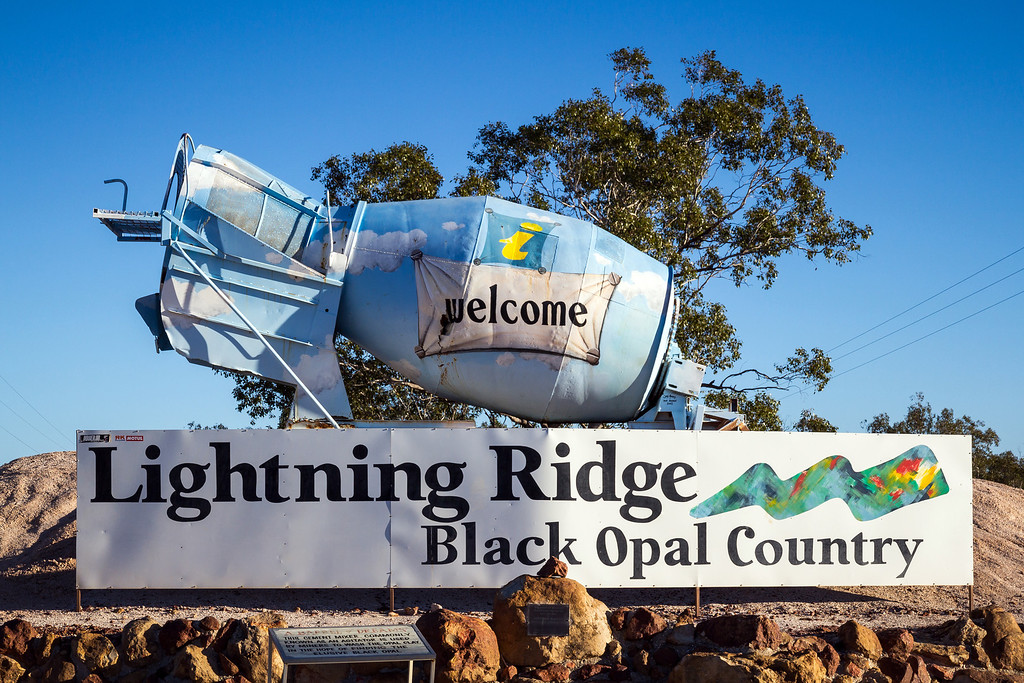 Black Opal Country