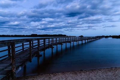 Urunga Footbridge