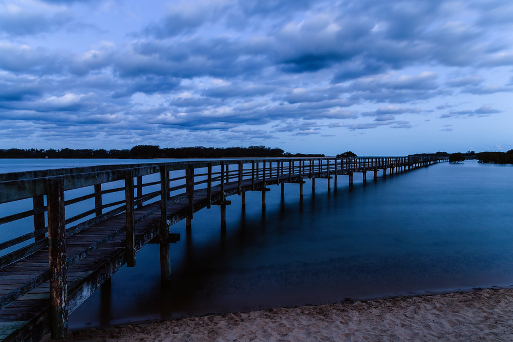 Urunga Footbridge