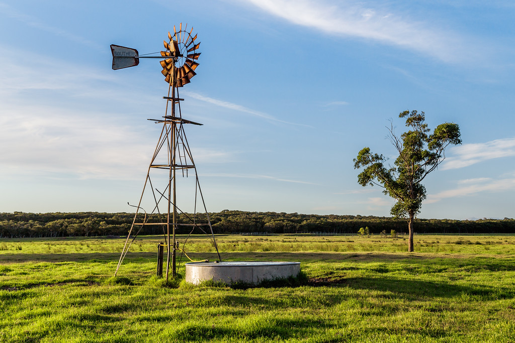 The Australian Southern Cross Windmill