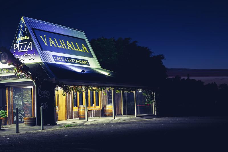Valhalla Cafe