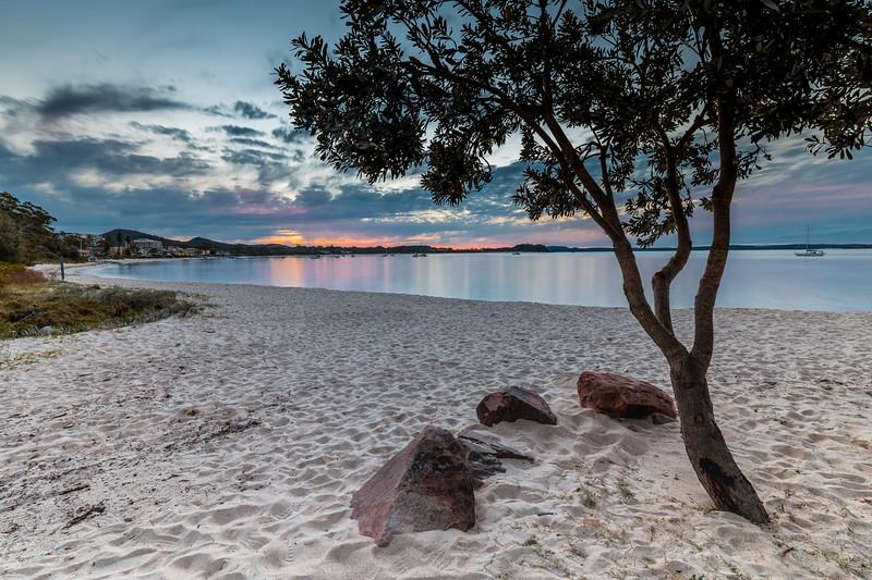 Shoal Bay Beach