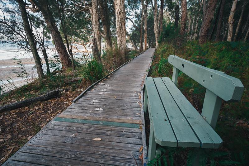 Tanilba Bay Boardwalk