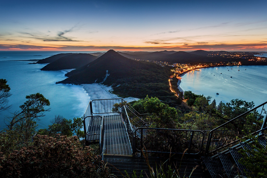 Tomaree Summit Walk