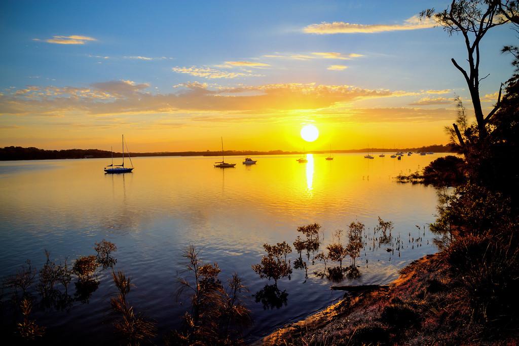 Tilligerry Creek, Port Stephens