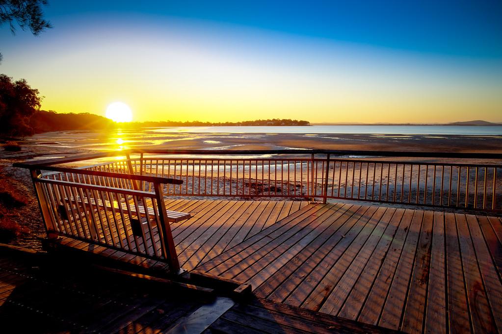 Mallabula Boardwalk, Port Stephens