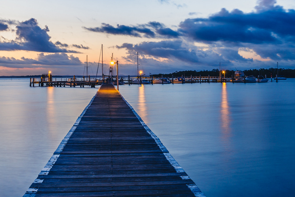 Soldiers Point Jetty, Port Stephens